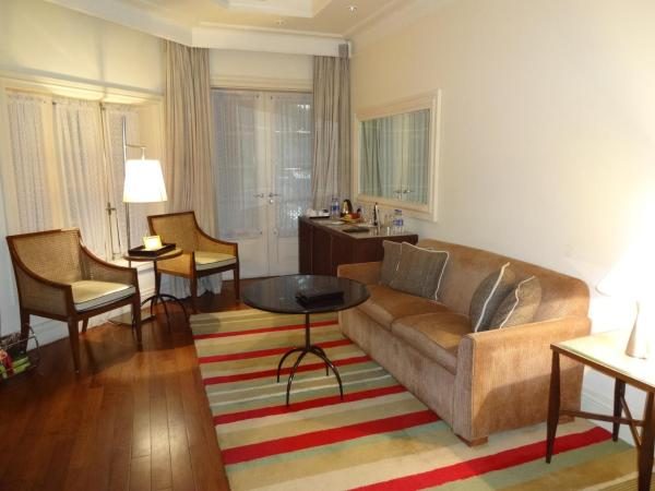 Executive Suite with Garden View
