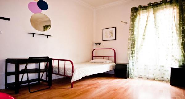Single Bed in 3-Bed Dormitory Room