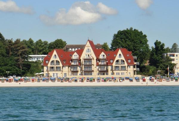 Hotelbilleder: Strandhotel Grömitz, Grömitz