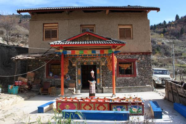 Hotel Pictures: Zhuo Ma's Jiuzhaigou Home-Stay, Jiuzhaigou