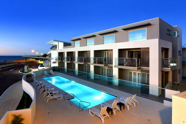 酒店图片: Bunbury Seaview Apartments, 班伯里