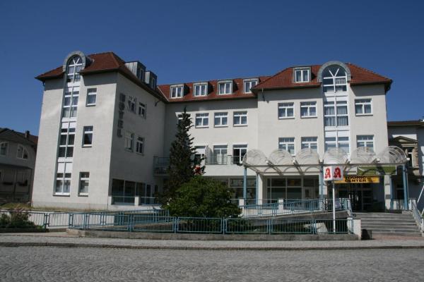 Hotel Pictures: Atrium Hotel, Crimmitschau