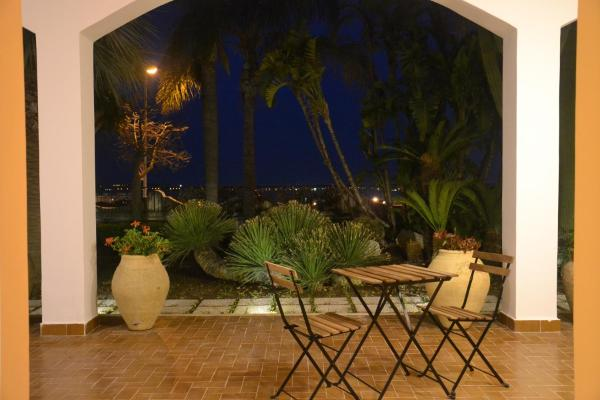 Double Room with Patio and Sea View