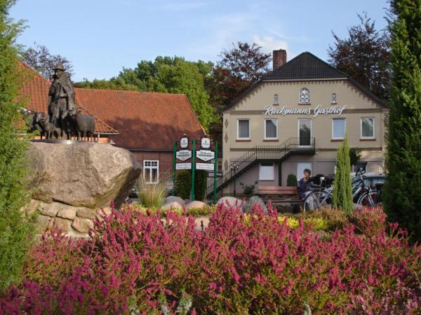 Hotel Pictures: Heidehotel Rieckmann, Bispingen