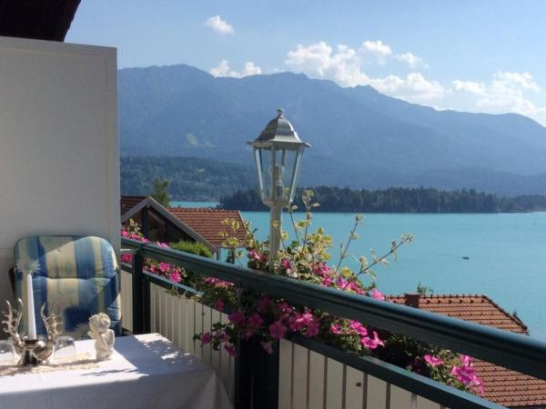 Fotos de l'hotel: Villa Desiree - Adults Only, Egg am Faaker See