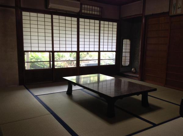 Japanese-Style Quadruple Room