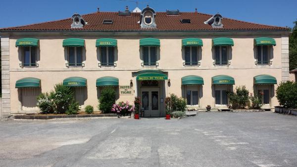 Hotel Pictures: Citotel Hotel du Tigre, Verdun-sur-Meuse