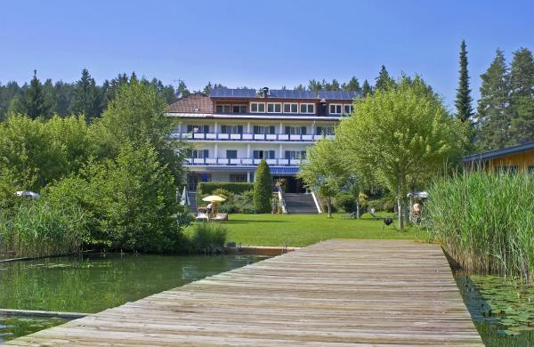 Hotellikuvia: Strandhotel Klopeinersee, Sankt Kanzian