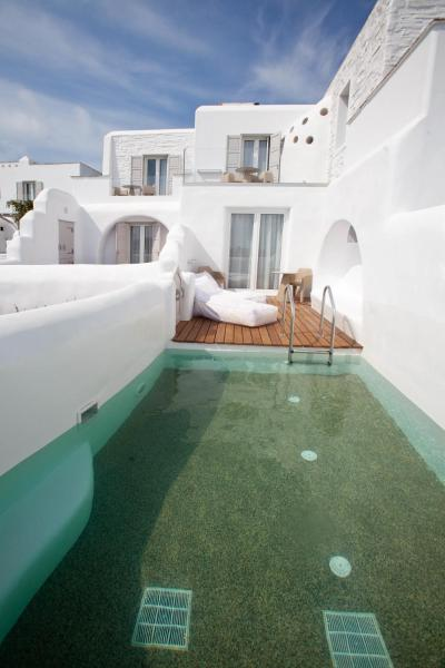 Executive Suite with Private Pool