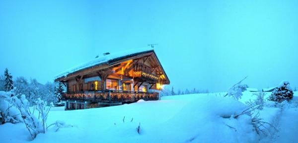 """Hotel Pictures: Lou Stalet au Pays du Mont Blanc """"Charmance"""", Cordon"""