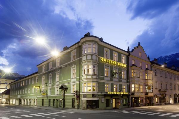Hotelbilder: Hotel Goldene Krone Innsbruck, Innsbruck