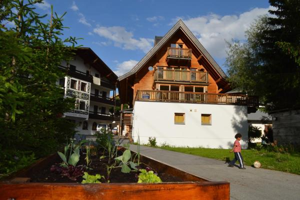 酒店图片: Alexandra Alber Villa Schlosskopf, 圣安东阿尔贝格