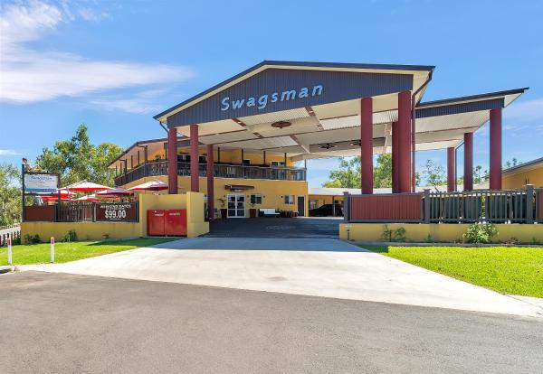 酒店图片: Quality Inn Swagsman Miles, Miles