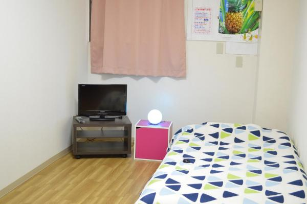 Standard Room with Shared Bathroom [A]
