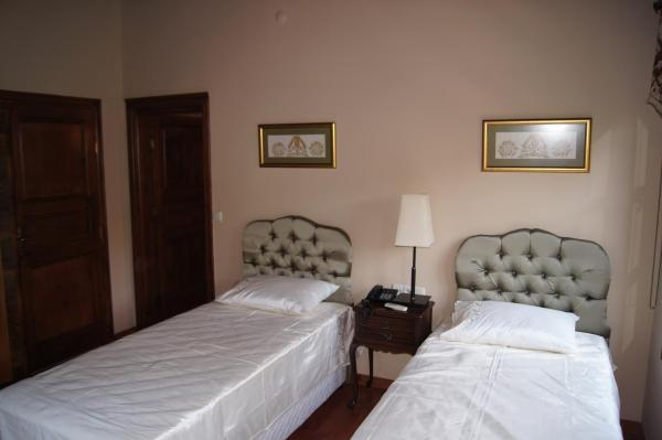 Premium Twin Room with Balcony