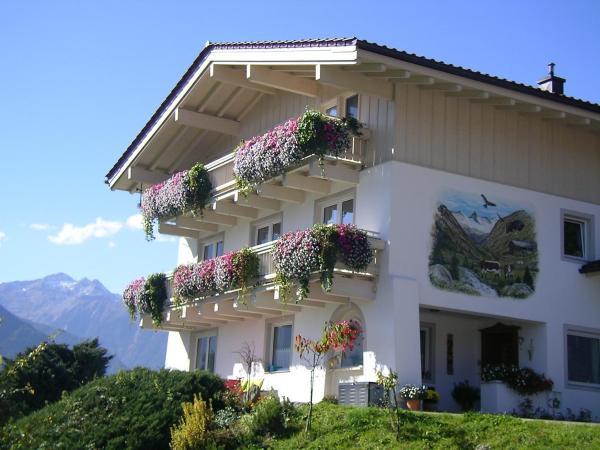 Hotellikuvia: Ferienwohnung Zwoelferblick, Bramberg am Wildkogel