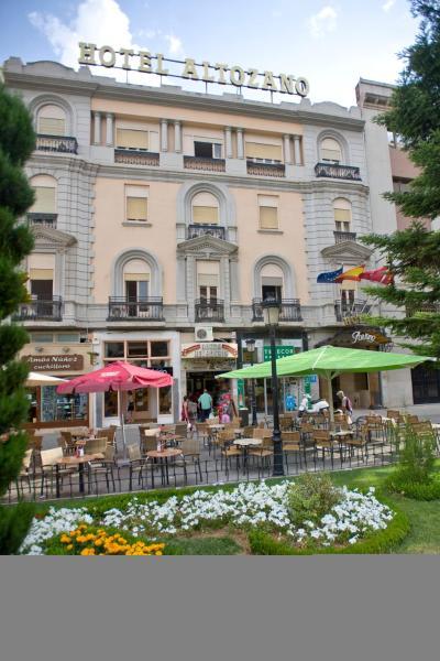 Hotel Pictures: Hotel Altozano, Albacete