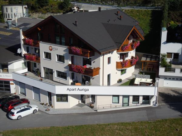 Hotelfoto's: Apart Auriga, Fiss