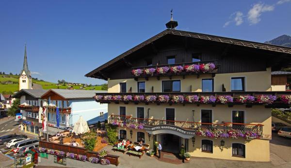 Hotelbilleder: Hotel Post Abtenau, Abtenau