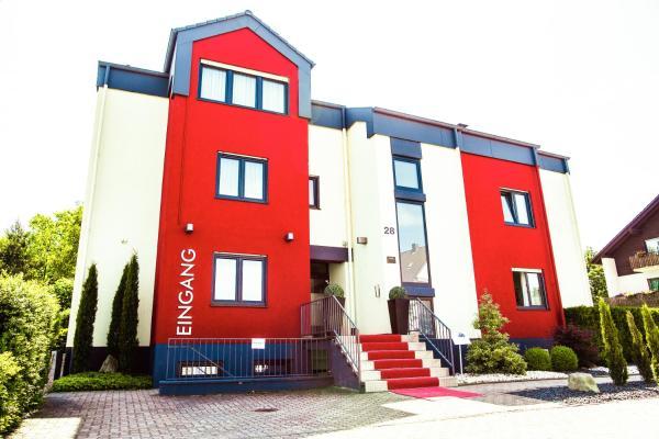 Hotelbilleder: Hotel Am Wartturm, Speyer