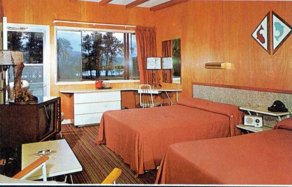 Hotel Pictures: Motel Restigouche, Matapedia