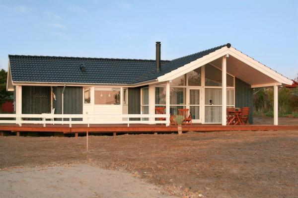 Hotel Pictures: Three-Bedroom Holiday Home Oddermosen with a Sauna 06, Høruphav