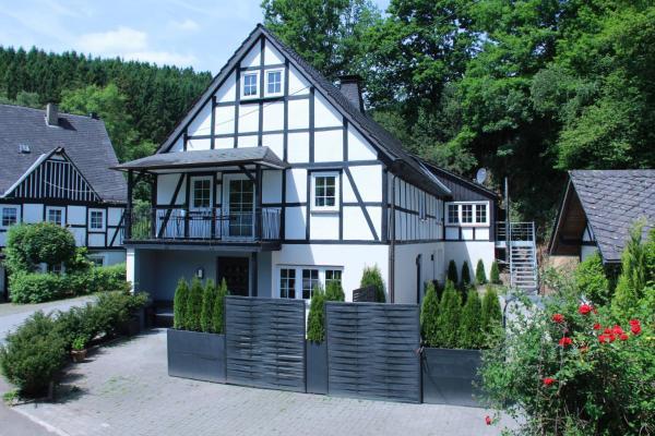 Hotelbilleder: Sallinghaus, Eslohe