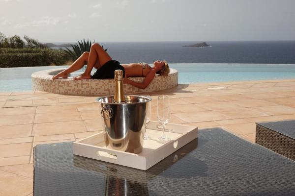 Hotel Pictures: Villa Montjean - St Barts, Gustavia