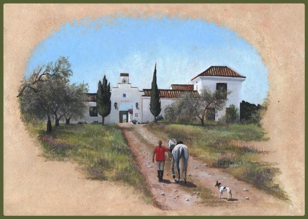 Hotel Pictures: Hacienda Dos Olivos, Aznalcázar