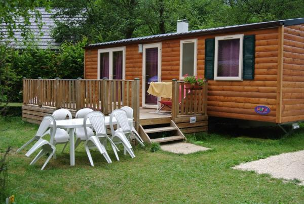 Three bedroom Mobile Home Dimanche (6/7 Persons)