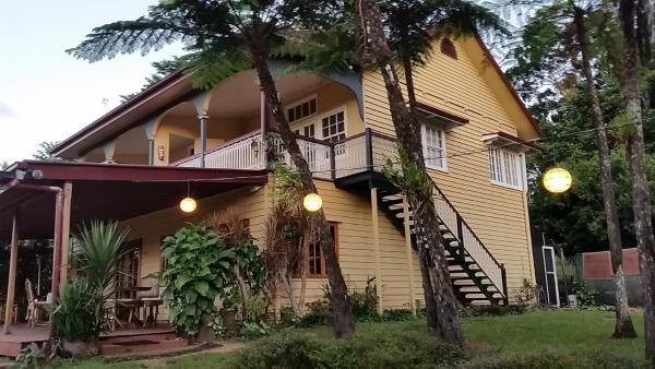 Photos de l'hôtel: Foxwell Park Lodge, Malanda