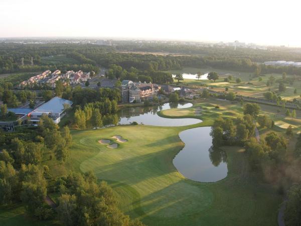 Hotel Pictures: Les Portes de Sologne - Golf and Spa, Ardon