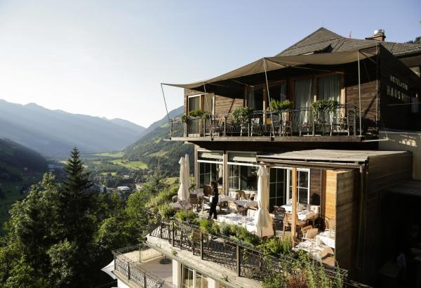 ホテル写真: Alpine Spa Hotel Haus Hirt, バードガシュタイン