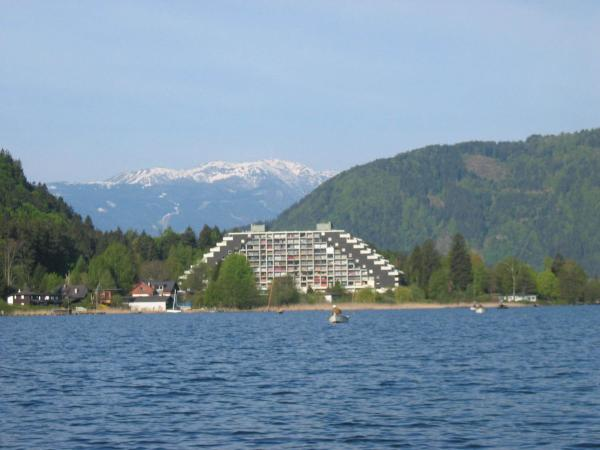 Fotos del hotel: Ferienwohnung im Haus Landskron, Landskron