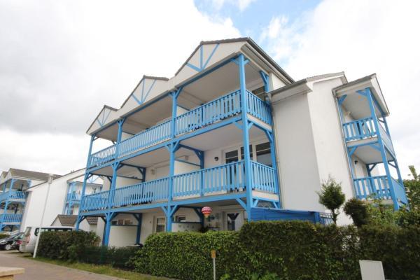 Hotelbilleder: Ferienwohnung Osterholz, Baabe