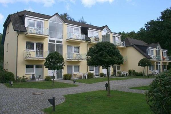 Hotelbilleder: Appartementanlage Eldena - FeWo22, Lobbe