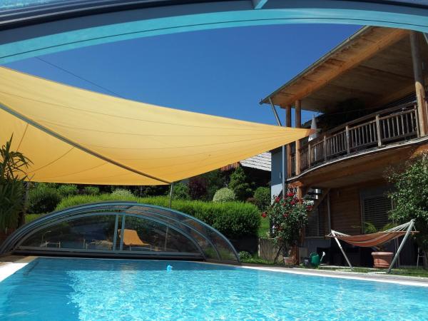 酒店图片: Villa Bellavista, Labientschach