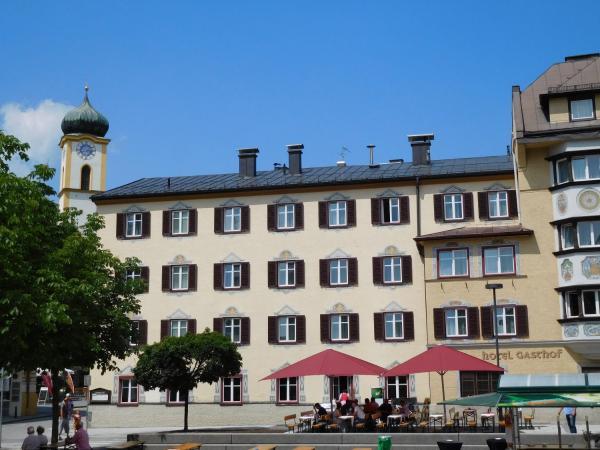 Fotos do Hotel: Hotel Goldener Löwe, Kufstein
