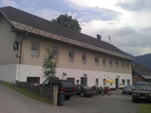 Fotografie hotelů: Gasthof Dorfwirt, Sankt Stefan an der Gail