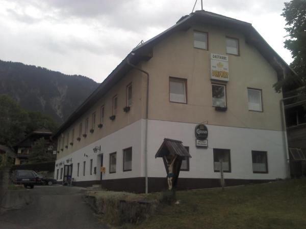 ホテル写真: Gasthof Dorfwirt, Sankt Stefan an der Gail