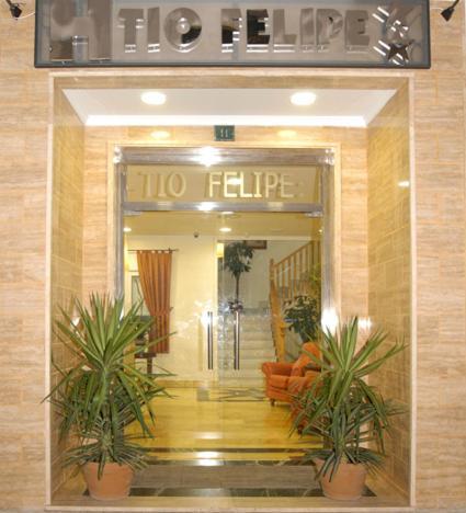 Hotel Pictures: Hotel Tio Felipe, Carboneras