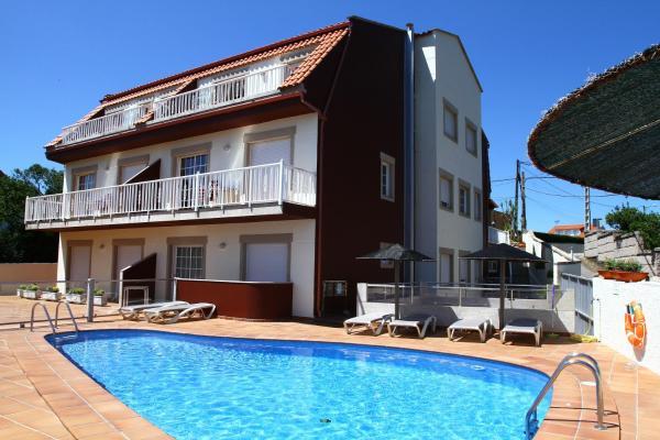 Hotel Pictures: Apartamentos Coral Do Mar I, Portonovo
