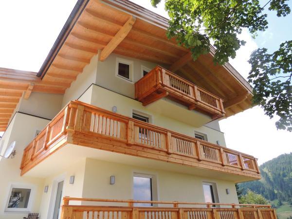 Hotelfoto's: Z`Aglers Ferienwohnungen, Oberau