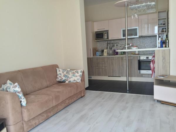 Two-Bedroom Apartment with Veranda