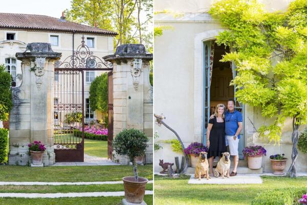Hotel Pictures: Chateau Talaud, Loriol-du-Comtat