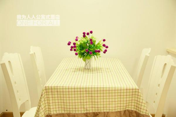 Mainland Chinese Citizen-Two-Bedroom Apartment
