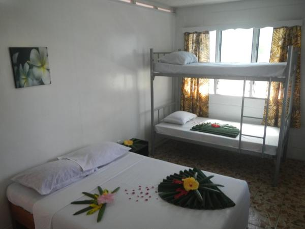 Zdjęcia hotelu: Samoa Sport Lodge, Lepea