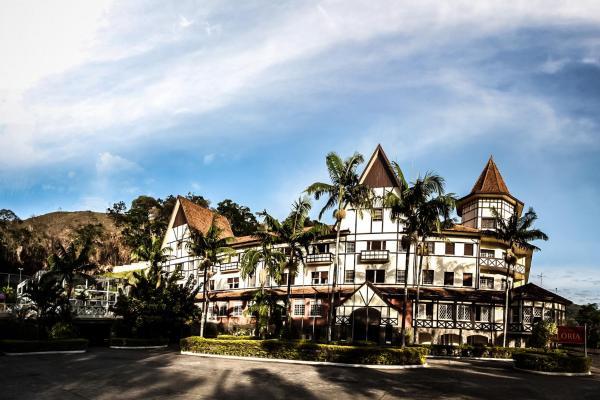 Hotel Pictures: Grande Hotel Glória, Águas de Lindóia