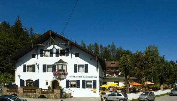 Hotelbilder: Alpengasthof Walderbrücke, Absam
