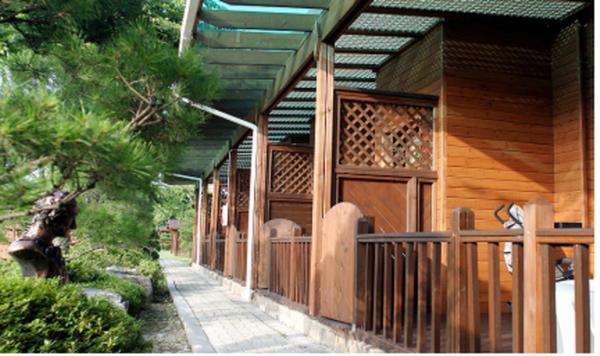 Family Room with Sauna